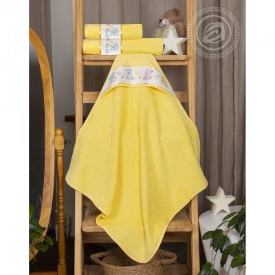 Уголок и полотенце