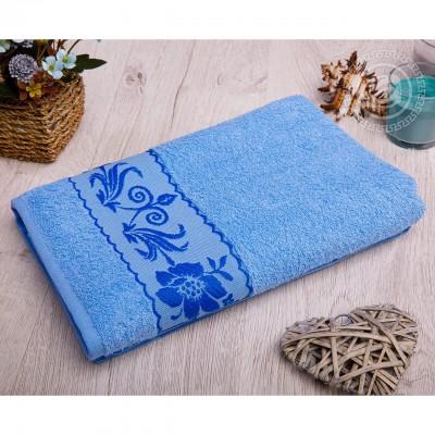 Прованс полотенце махровое (Турция) голубой