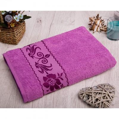 Прованс полотенце махровое (Турция) сиреневый