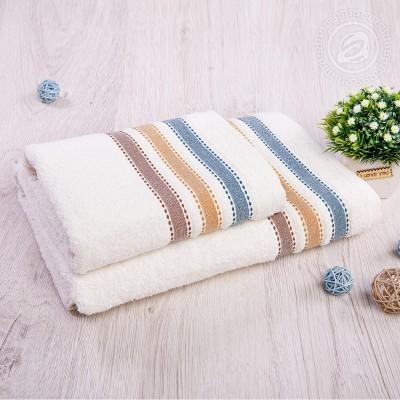 Ренессанс набор полотенец махровых (Турция) кремовый