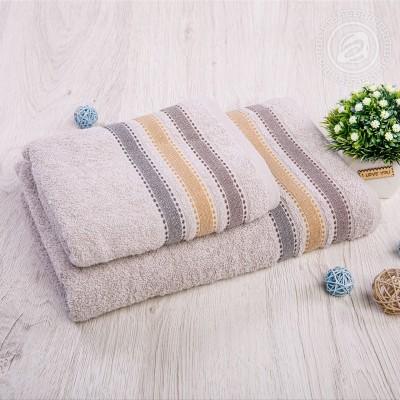 Ренессанс набор полотенец махровых (Турция) серый