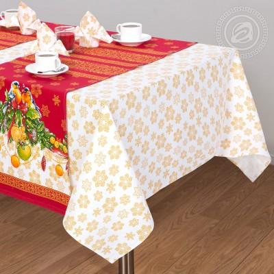 """Набор столового белья подарочный """"Рождество"""""""