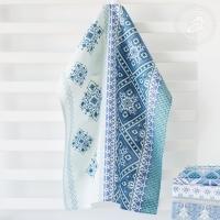 Набор полотенец из рогожки