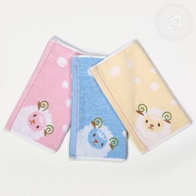 Овечка детское полотенце махровое