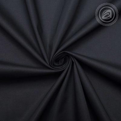 Поплин черный